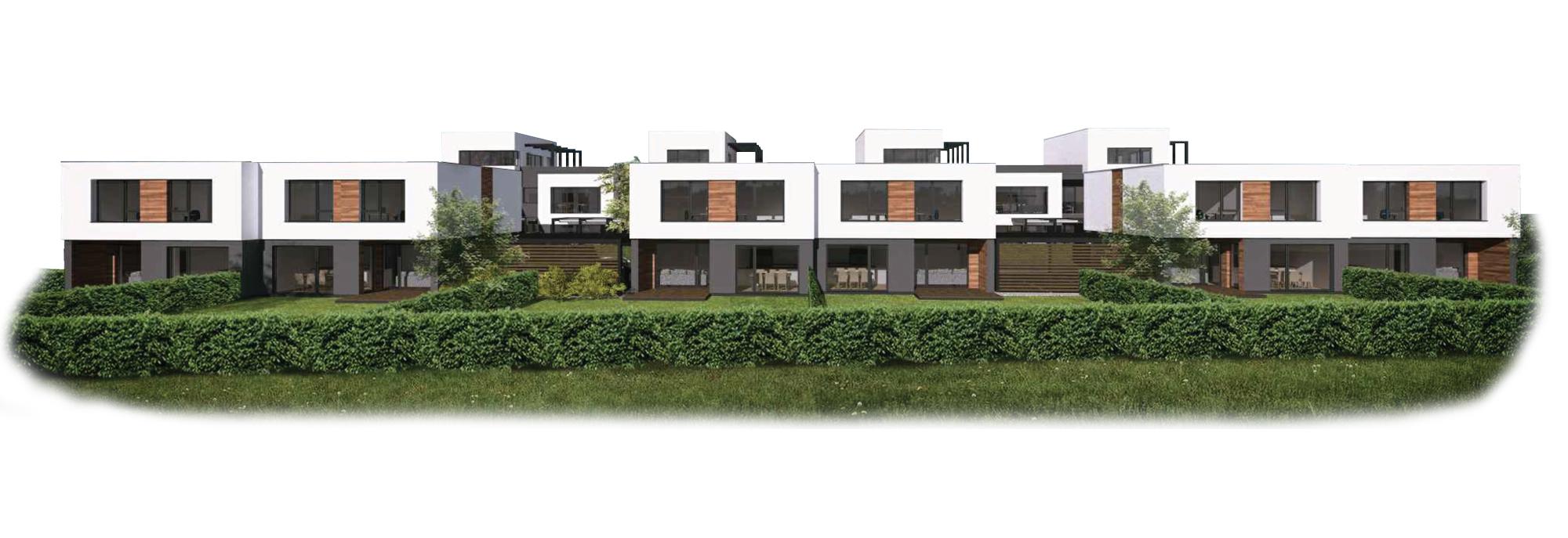 Vrstne hiše