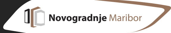 Novogradnje Maribor Logo